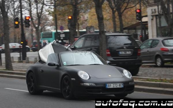 Porsche 911 Carrera прикол
