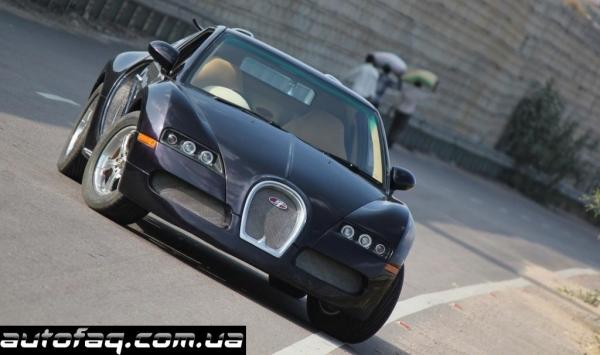 реплика Bugatti Veyron