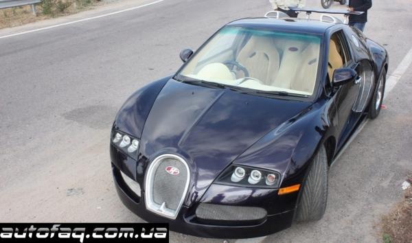 копия Bugatti Veyron