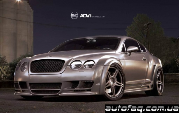 GMP Performance Bentley Continental GT