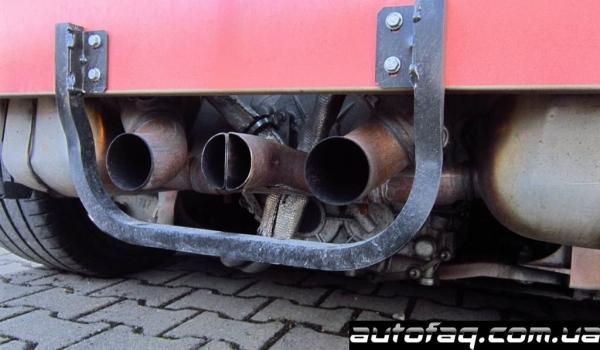 авария Ferrari 458 Italia