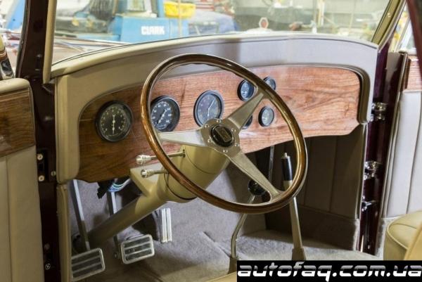 реплика Rolls-Royce 1930