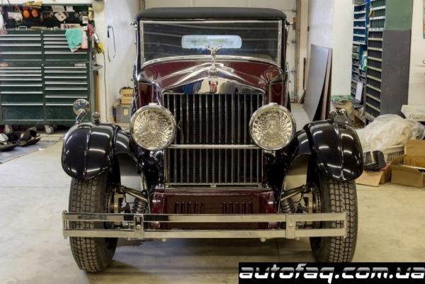 Rolls-Royce 1930 Resto
