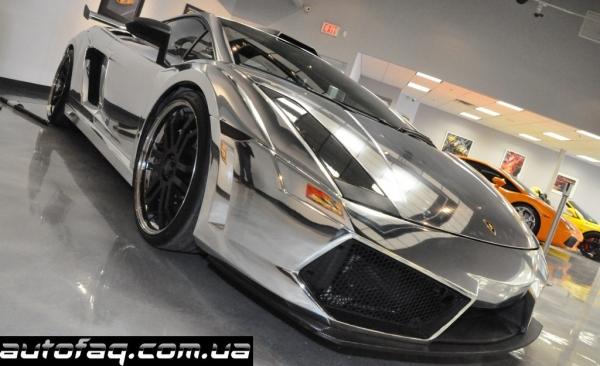 ZR Auto Lamborghini Gallardo Twin-Turbo