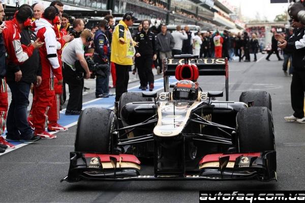 Формула-1 гран при Австралии 2013