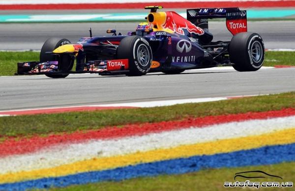 Гран При Малайзии 2013 квалификация