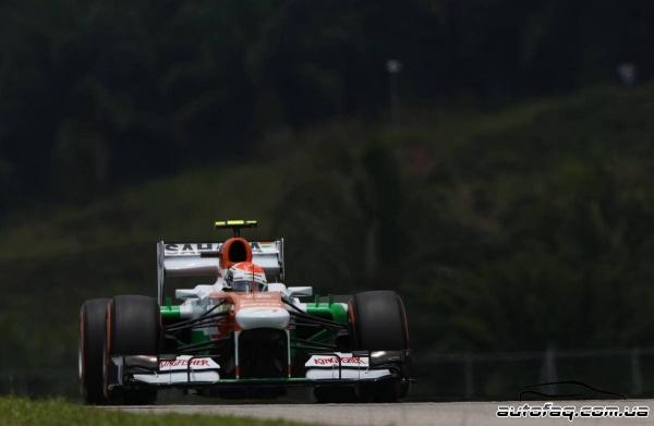 Гран-при Малайзии 2013 квалификация