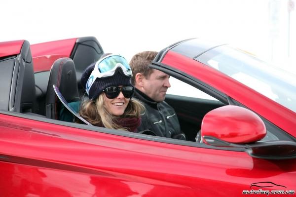 McLaren 12C Spider Rhys Millen