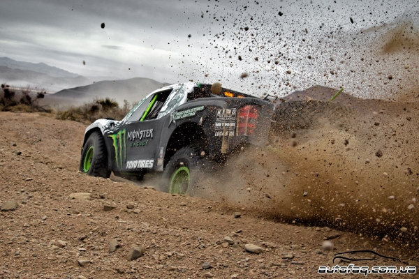 Monster Energy BJ Baldwin