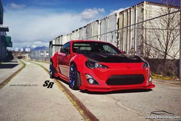 SR Auto Group Scion FR-S