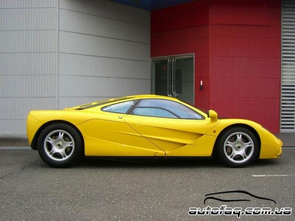McLaren F1 Art Sports