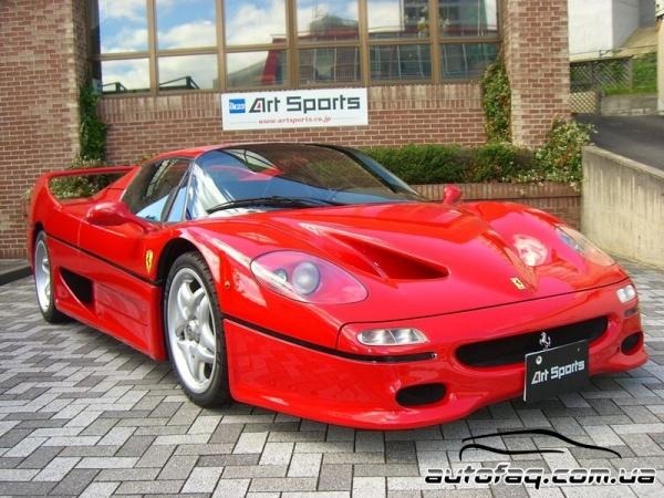 Ferrari F50 продаётся
