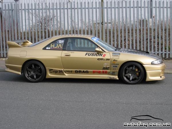 Nissan Skyline R33 Top Secret