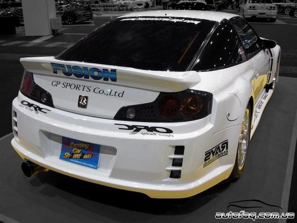Top Secret Nissan 180SX