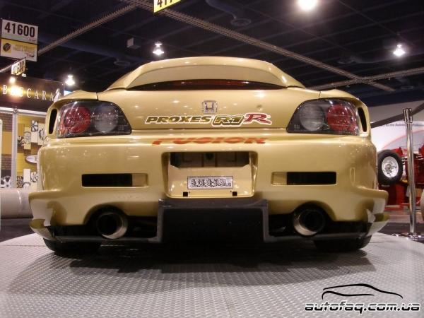 Top Secret Honda S2000