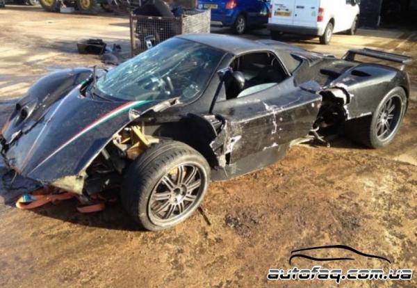 продаётся Pagani Zonda Roadster
