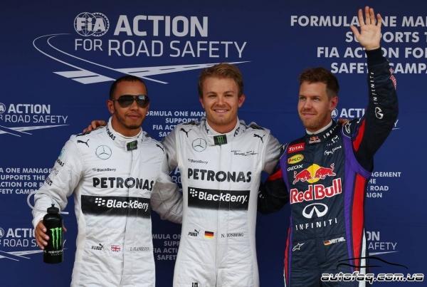квалификация Гран При Испании