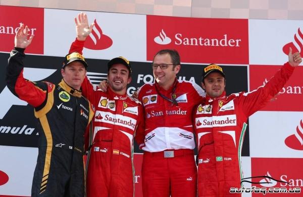 Формула 1 гран-при Испании
