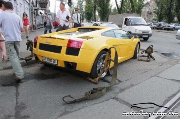Lamborghini прикол