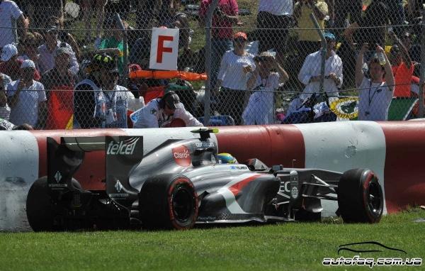 Формула 1 гран при Канады