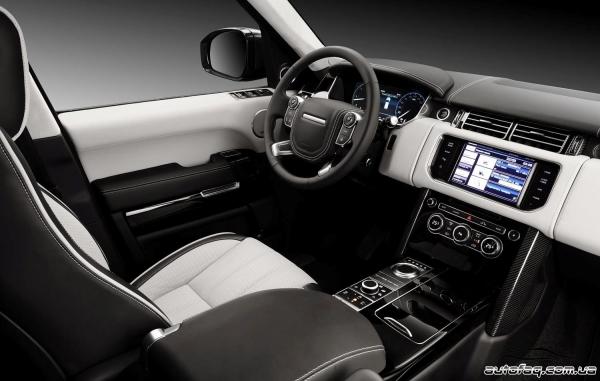 Range Rover Lumma CLR R