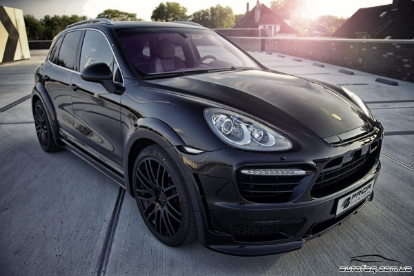 Prior Design Cayenne PD600