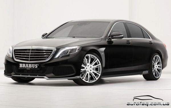 Brabus Mercedes-Benz S-Class W222