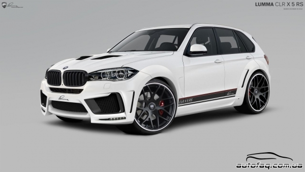 Lumma BMW CLR X 5 RS