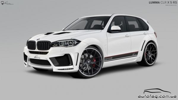 Lumma BMW CLR X 5 RS
