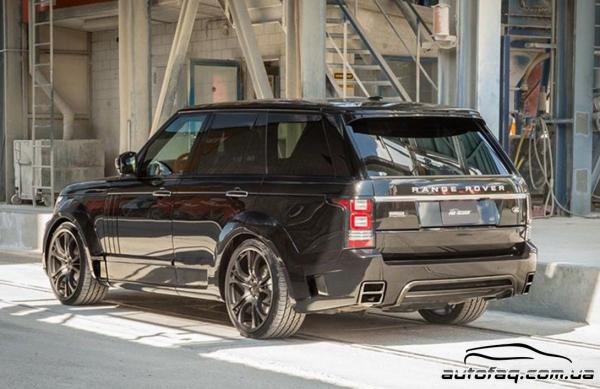 FAB Design Noreia Range Rover Vogue