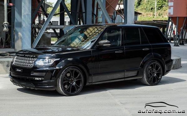 FAB Design Range Rover Noreia
