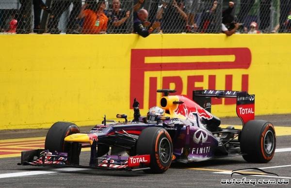 Формула 1 гран при Италии