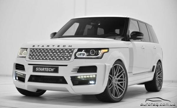 StarTech Range Rover Vogue