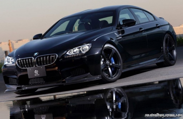 3D Design BMW M6 Gran Coupe