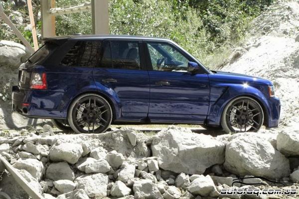 CDC Range Rover Sport Mk1 NightHawk