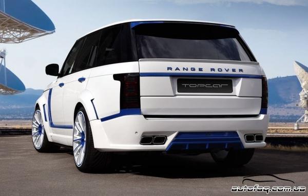 TopCar Range Rover CLR R Imperial Stormtrooper