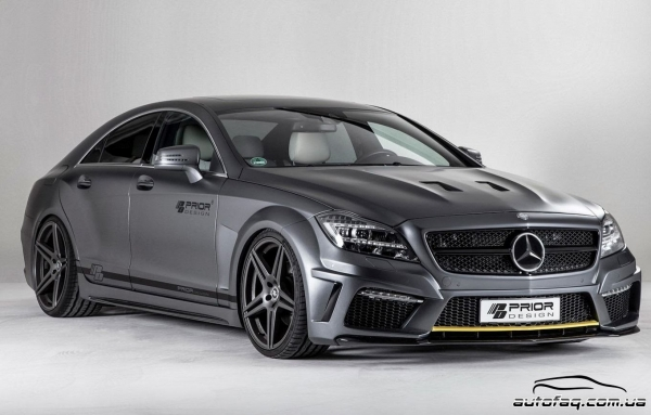 Prior Design Mercedes-Benz CLS Black Edition