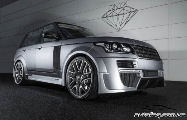 Onyx Range Rover Aspen Ultimate Series