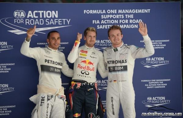Гран при Индии 2013 квалификация