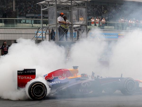 Формула 1 гран при Индии