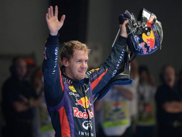 Формула 1 гран при Индии 2013
