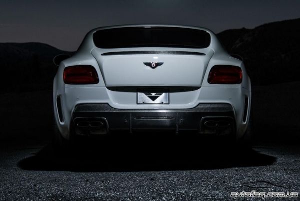Vorsteiner Bentley GT BR10-RS