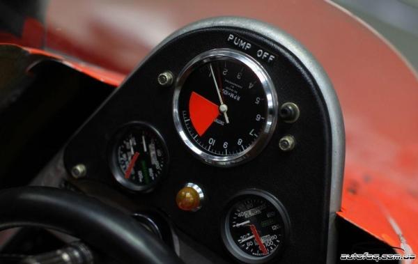 1977 McLaren M26 Formula One