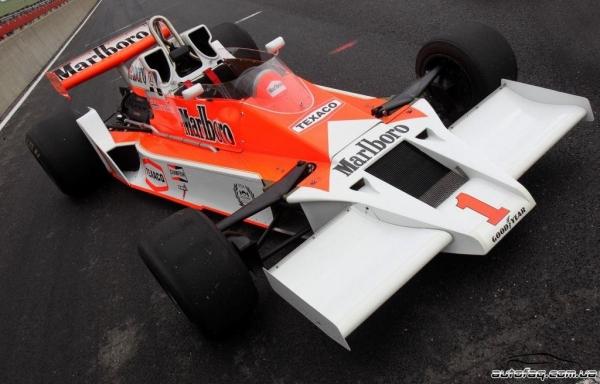 продаётся болид McLaren M26 1977