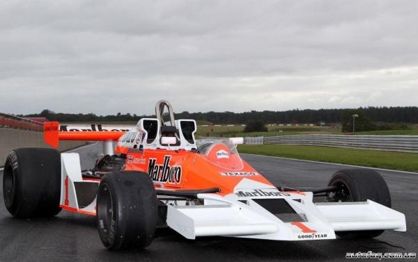 McLaren M26 James Hunt