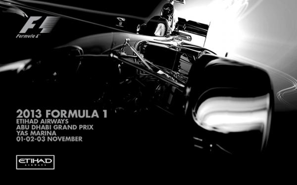 Формула 1 гран при Абу-Даби 2013