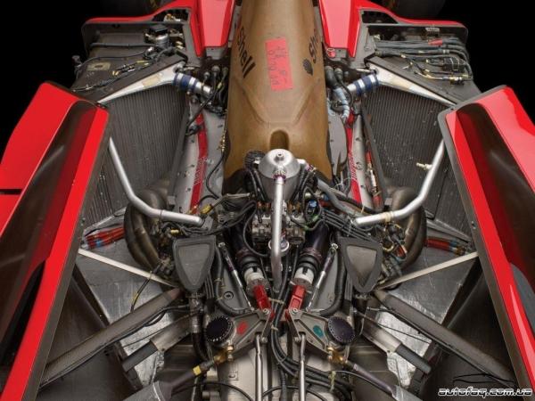 продаётся Ferrari Михаэля Шумахера