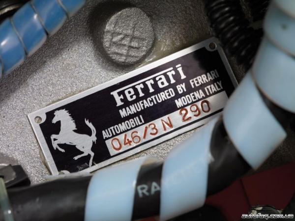 1997 Ferrari F310B