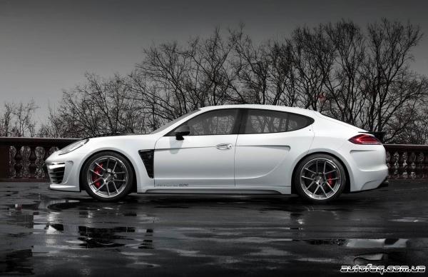 TopCar Porsche Panamera Stingray GTR
