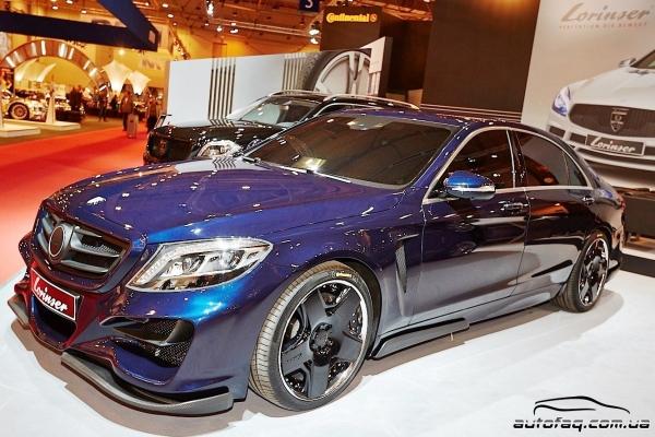 Lorinser Mercedes S-Class W222